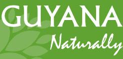 Guyana Naturally Logo