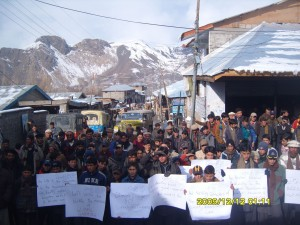 Vigil Rally in Booni8
