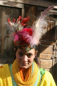 Kalash Girl 1