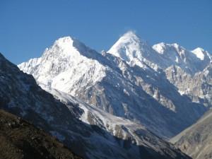 Terichmir Peak