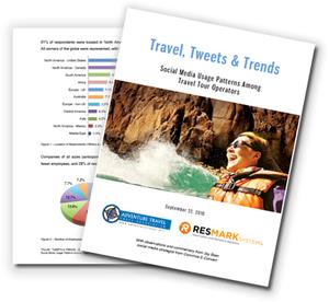 Adventure Travel Social Media Study