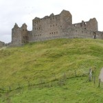 Ruthven Barracks with Speyside Wildlife (Davin Hutchins of NomadsLand)