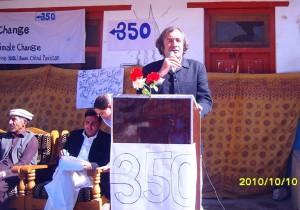 Shams Uddin, Organizer of the Event