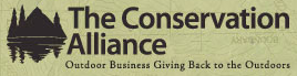 The Conservation Alliance Announces 2013 Outstanding Partnership Awards