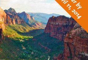 National Parks Sweepstakes - Photo