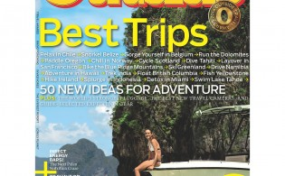 Outside Travel Awards Issue Cover copy
