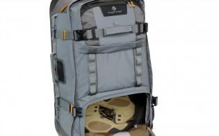 EC ORV Trunk 30 stone grey open compartment F13