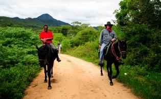 Horseback Riding in Chiapas, photo courtesy Rachid Dahnoun