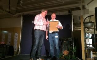 EC Globetrotter Award 0914