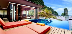 Centara Grand Beach Resort & Villas Krabi - One Bedroom Ocean Facing Villa with Pool