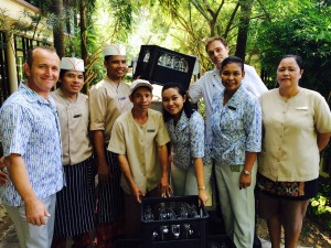 Centara Grand Beach Resort & Villas Krabi's team members