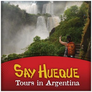 Say Hueque Logo