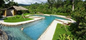 Spring water pool med res