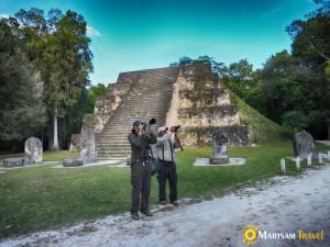 Archaeobirding-Tikal National Park