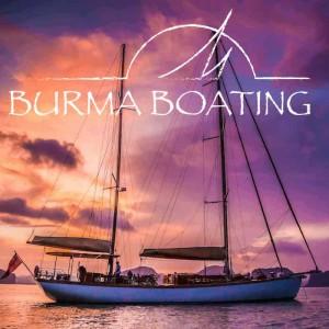 Burma Boating logo