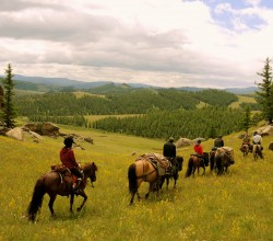 Riding Adventures in Mongolia, Gorkhi Terelj National Park, Stone Horse Expeditions