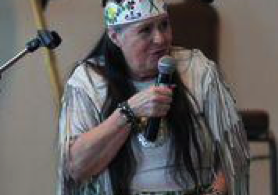 Indigenous elders from around the world shared their knowledge.