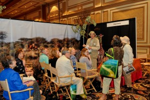 Presentation by African Travel at VAST Globe Trotting Event