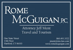 Rome McGuigan -Travel and Tourism