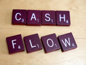 Your true financial situation lies at all times with your cashflow. Photo: Simon Cunningham.