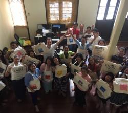 Khiri Travel Myanmar staff, pictured, earned Travelife certification along with Khiri Thailand and Khiri Vietnam