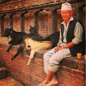 nepal-bill chapman