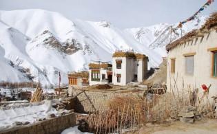 Rumbak village homestays, Ladakh (SLC, local NGO, community partnerships). Photo: SLC
