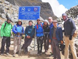 Salkantay Trek + GLP Crew