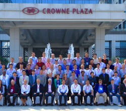 Attendees of the 2015 GSTC Annual General Meeting in Huangshan, China.