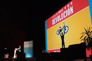 """Each ATWS has a different theme. 2015 was """"Viva la Revolucion de la Aventura."""" Photo © ATTA / Hassen Salum"""