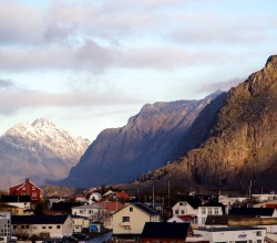 Lofoten, Norway, hosted the Adventure/Experience Conference in October.