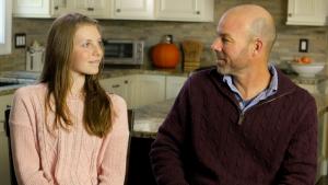 Best Gift Video Dad Daughter 2 inReach