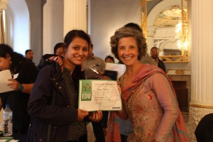Participants receive AdventureEDU certificates upon completion of the course.