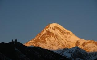 Mt.Kazbek