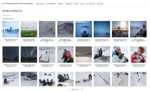 A sneak peak inside of a Libris library - Visit Greenland
