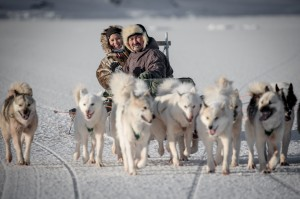 Dog-sledding in Greenland / © Mads Pihl, Visit Greenland