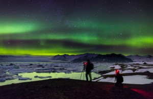 Photographing the northern lights in Iceland / © Ragnar Th. Sigurdsson – arctic-images.com
