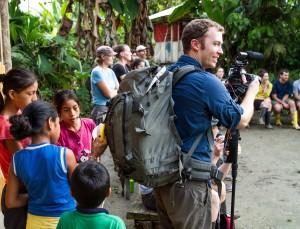ATTA's Storytelling Teams collect adventure imagery around the world. © ATTA / Hassen Salum