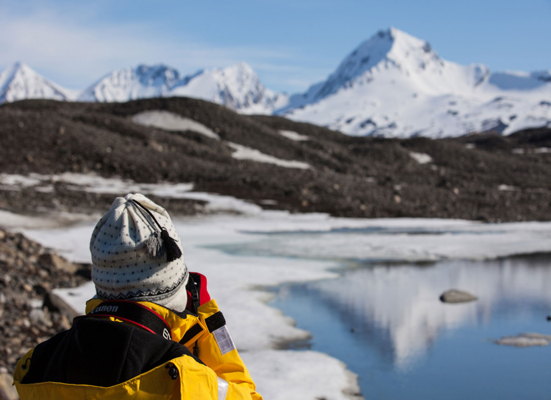 Expedition travel expert launches online polar gear shop adventure travel news for Travel expedition gear