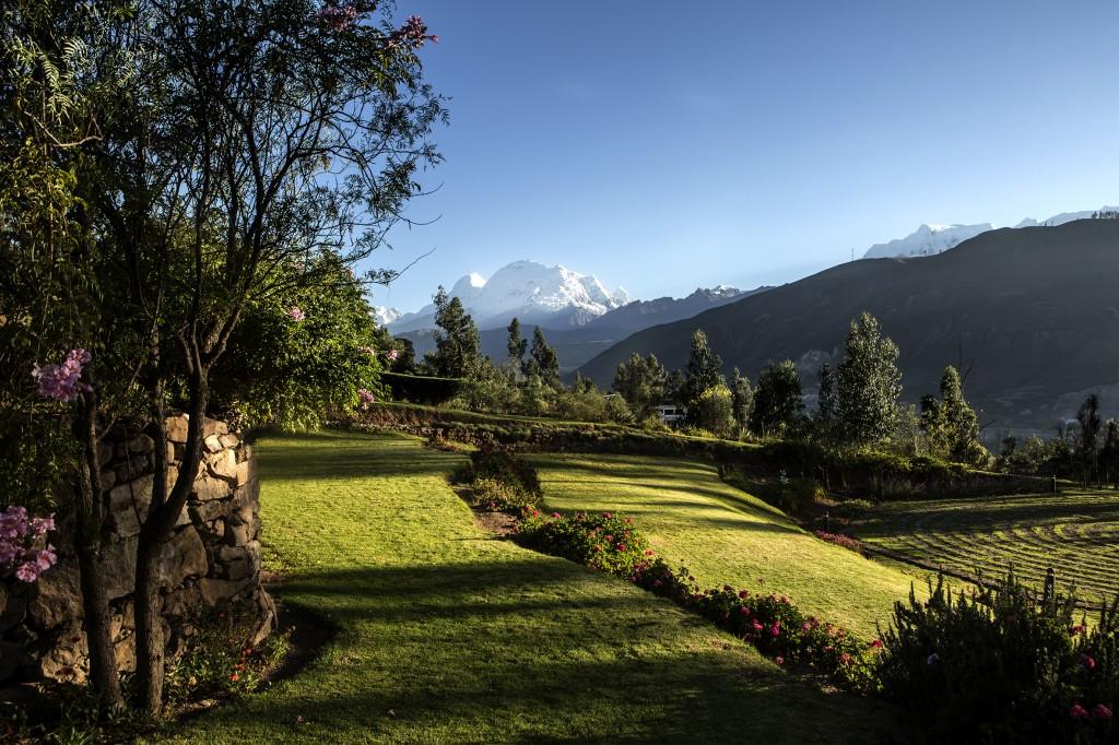 Cuesta Serena´s gardens