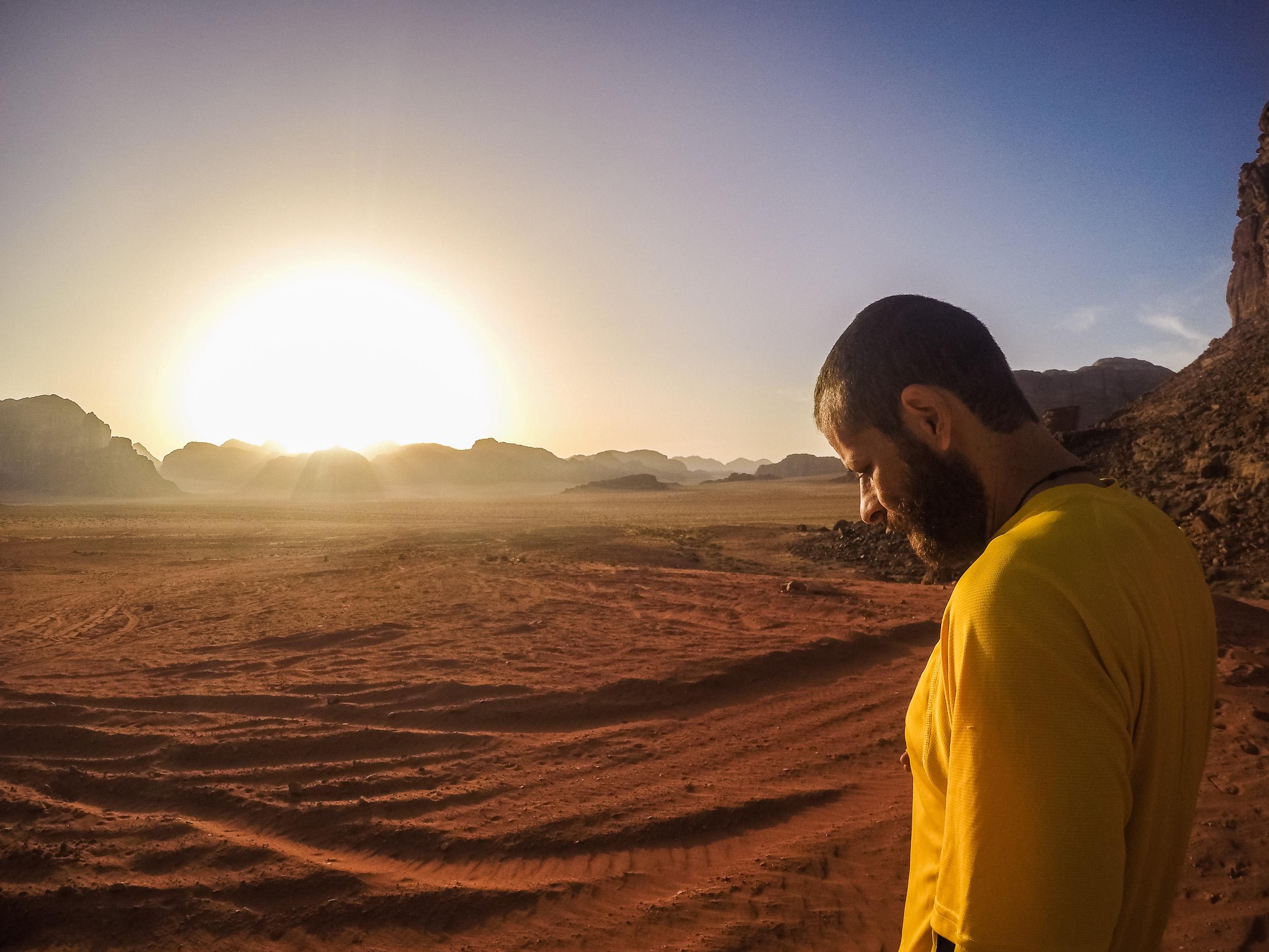USAID-Backed Jordan Trail Leads Beyond Petra   Adventure