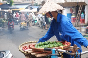 Local Market Hanoi Access Trips