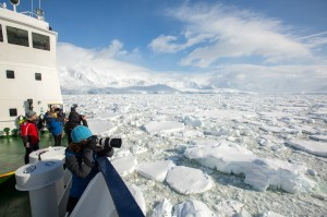 Cruising Antarctica - Aurora Expeditions - Copyright Michael Baynes