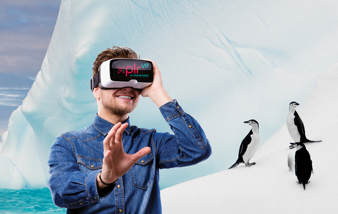 Virtual Reality Travel Agents