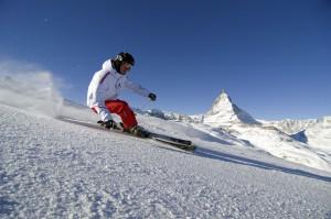 Wallis: Skifahren im Kanton Wallis