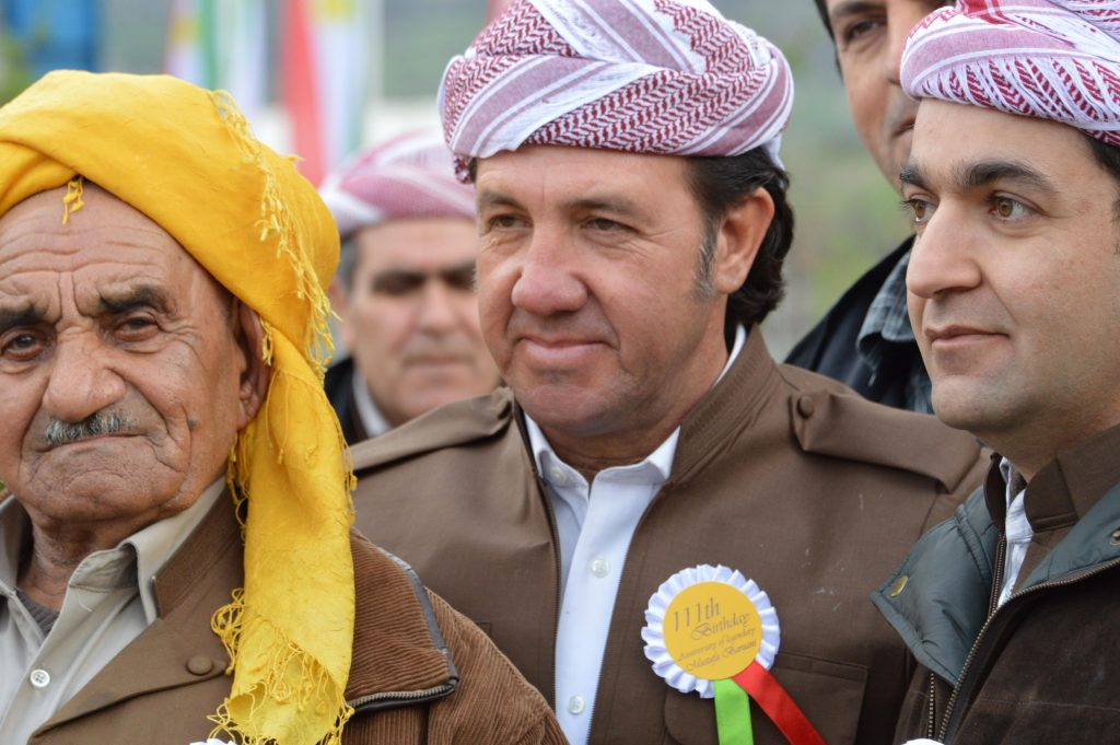 karwan-barzani-founder-of-ketin-horse-club-and-mullah-mustaphas-horese-trainer