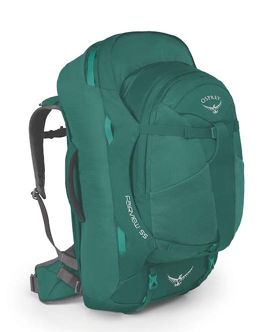 3ed66e4304d8 Osprey Introduces Women s Specific Fit to Travel Trekking Packs with ...