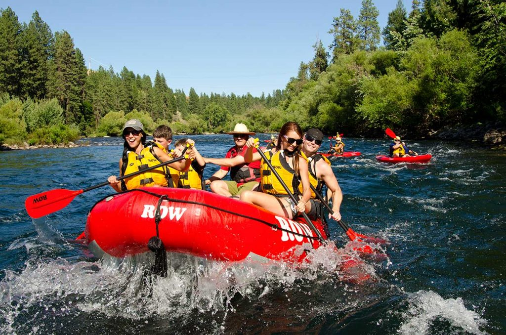 Last week, Day of Adventure activities were announced for AdventureELEVATE delegates, including the pictured rafting on the Spokane River. See more adventures available for delegates.