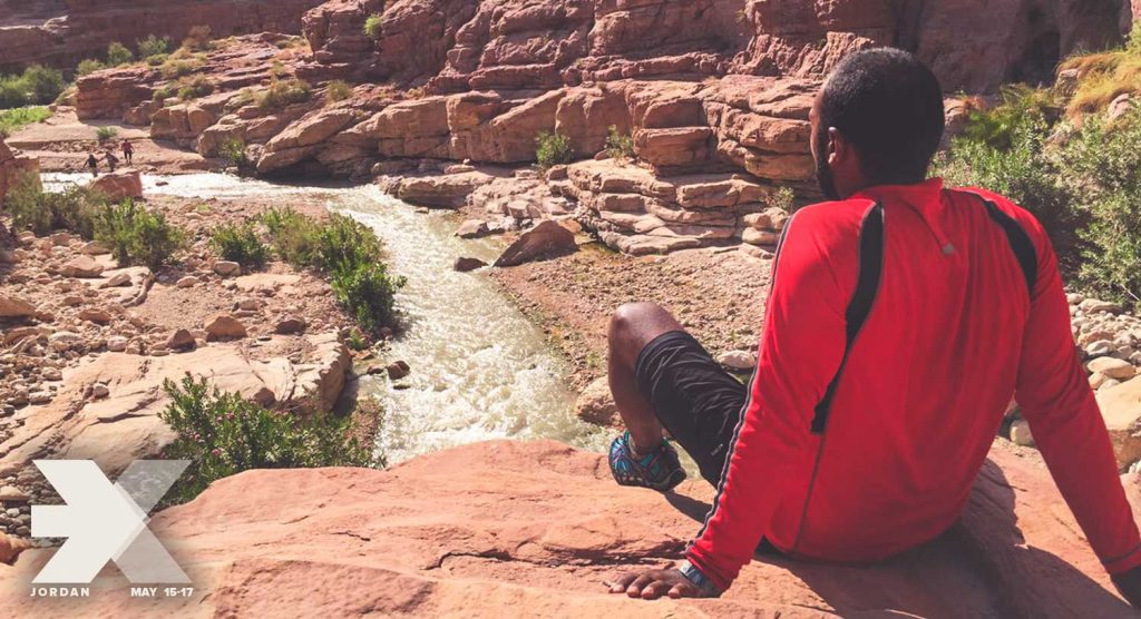 Experience Jordan offers a classic six-day trek featuring unexpected diversity of the Jordan Trail. It culminates at Petra, where hikers will enter via the secret back route.