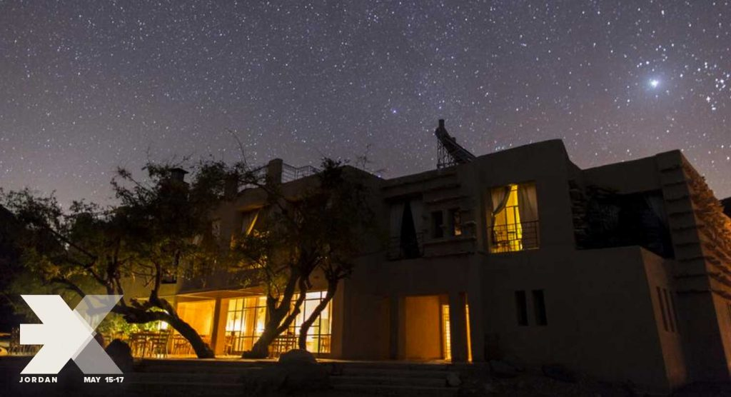 Feynan Ecolodge, rated as one of the world's top eco lodges, offers an off-the-grid getaway. It combines the best of nature, adventure, food, culture, and history in the heart of the Dana Biosphere Reserve.